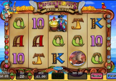 Captain Jackpots Slot