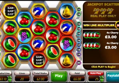 Cashdrop Slot