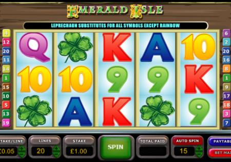 Emerald Isle Slot