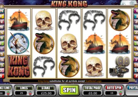 King Kong Slot