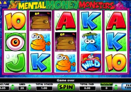 Mental Money Monsters Slot