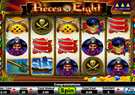 Pieces of Eight Slot