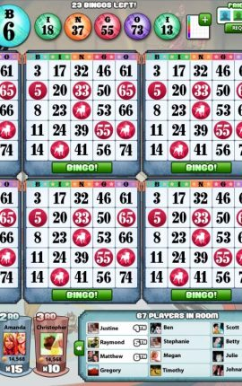 Social Bingo, a Closer Look at Zynga Bingo