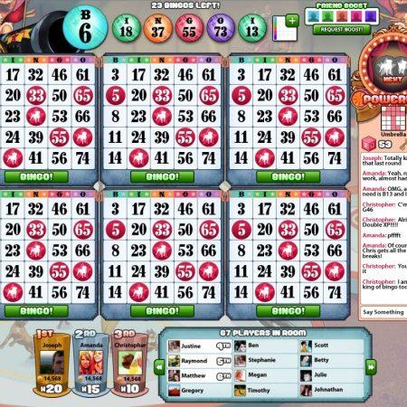 Social Bingo, a Closer Look at Zynga Bingo