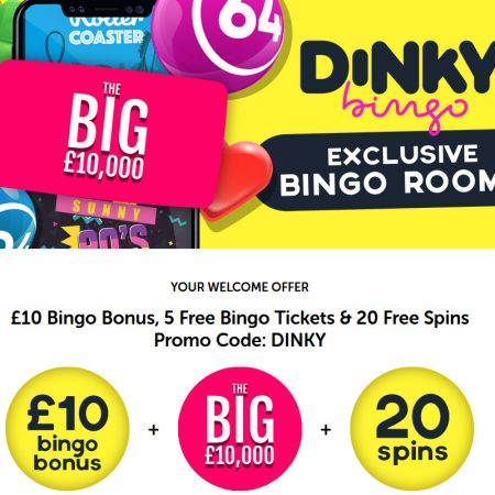 Don't miss 5 New UK Bingo Sites with Great Bonus Offers