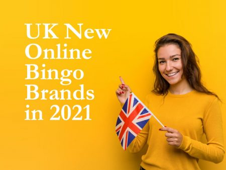 9 UK New Online Bingo Brands in 2021 to play and win