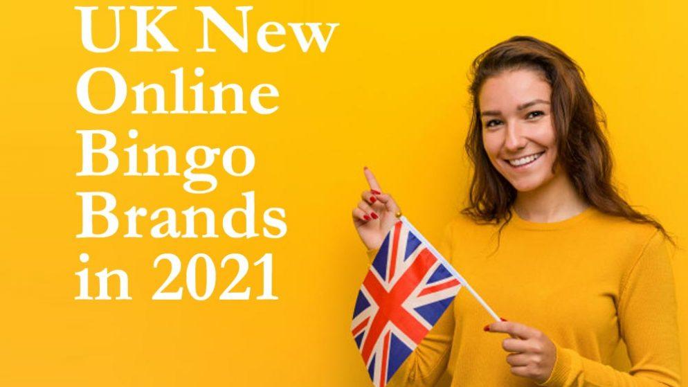 9 UK New Online Bingo Brands in 2021 to play and win