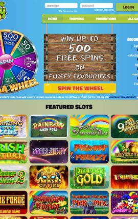 Play free bingo games at Balmy Bingo