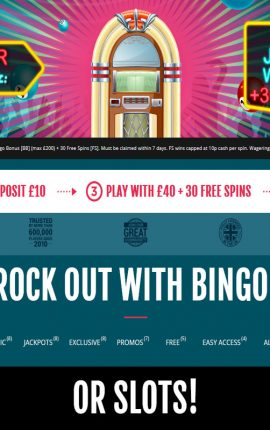 Sing Bingo Has What You Want This Summer