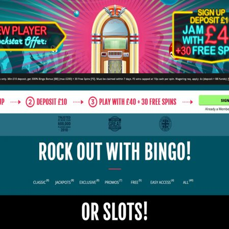 Grab your Lovehearts Bingo UK Welcome Bonus