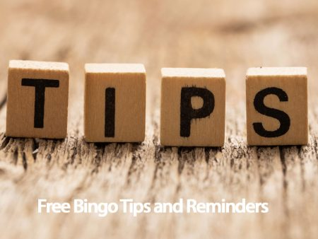 Free Bingo Tips and Reminders in 2021